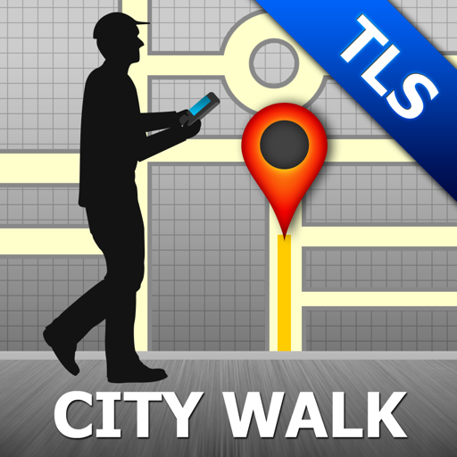 Toulouse Map and Walks For PC Windows (7, 8, 10 and 10x) & Mac Computer