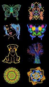 Doodle Master – Glow Art 1