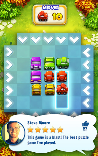 Traffic Puzzle - Match 3 & Car Puzzle Game 2021 android2mod screenshots 13
