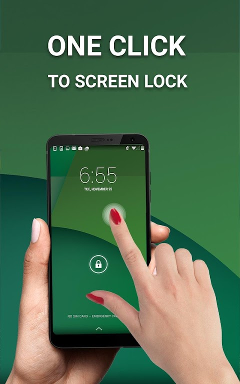Screen On/Off With Double Tap,Shake,Gesture & Wave  poster 8