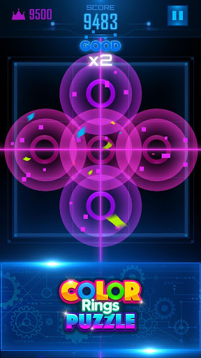 Color Rings Puzzle 2.4.8 screenshots 2