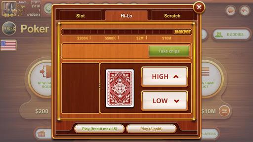 Poker Forte u2013 Texas Hold'em Poker Games  screenshots 11