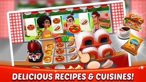 Food Fever - Kitchen Restaurant & Cooking Games 1.07 Screenshots 4
