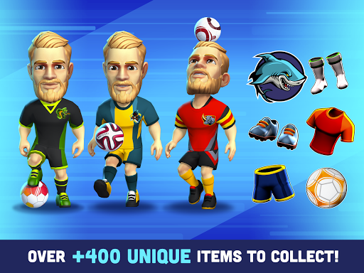 Mini Football - Mobile Soccer 1.1.1 screenshots 12