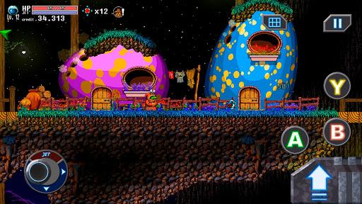 willy jetman: astromonkey's revenge screenshot 2
