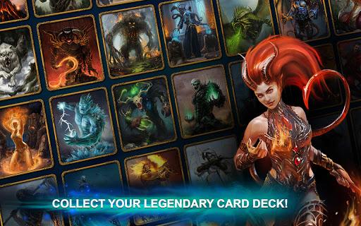 Blood of Titans: Quest & Battle Fantasy CCG screenshots 17