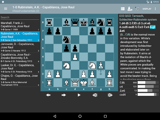 Chess PGN Master 2.8.0 screenshots 14