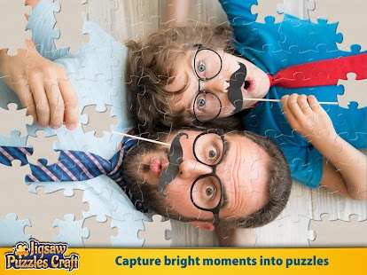 💛 Jigsaw Puzzles Craft - HD Photo Puzzle Free Screenshot