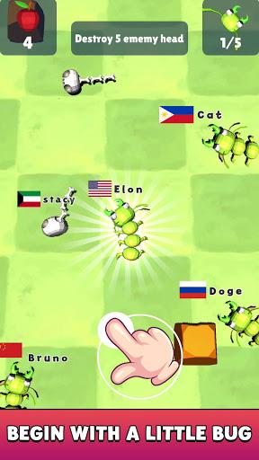 Bug Battle 3D 1.1.0 screenshots 2