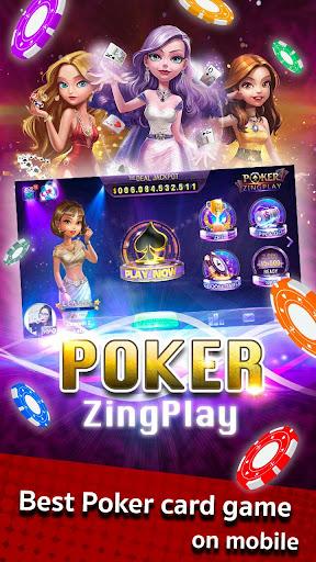 Poker  ZingPlay Texas Hold'em 2.2.579 screenshots 1