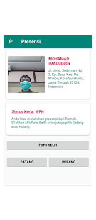 Image For SiPedro - Absensi Pegawai by Android - Fingerprint Versi 1.2 8