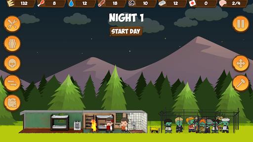 Zombie Forest HD: Survival 1.35 screenshots 6