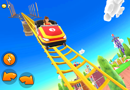 Thrill Rush Theme Park 4.4.52 screenshots 1