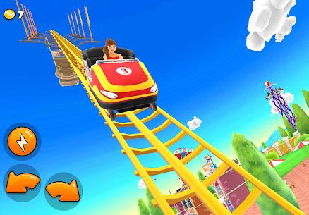 Thrill Rush Theme Park Mod Apk 4.4.79 (Unlimited Money) 1