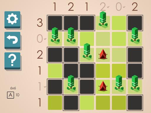 Tents and Trees Puzzles 1.6.26 screenshots 5