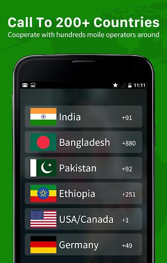 Call Free - Call to phone Numbers worldwide 1.7.8 Screenshots 4