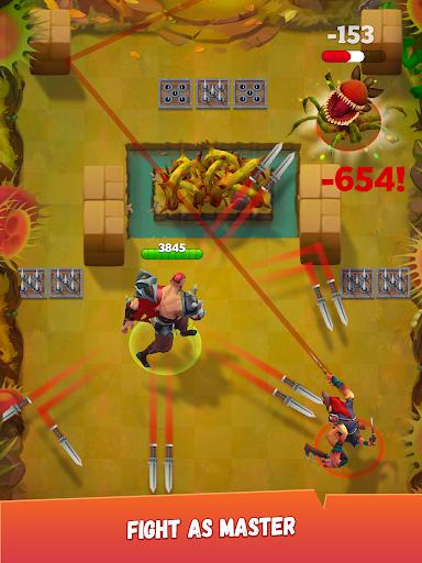 Butchero: Epic RPG with Hero Action Adventure apkpoly screenshots 20