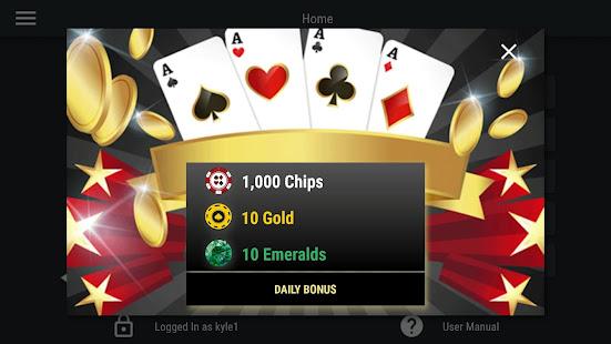 Pocket Poker Room 1.3.4 Screenshots 4