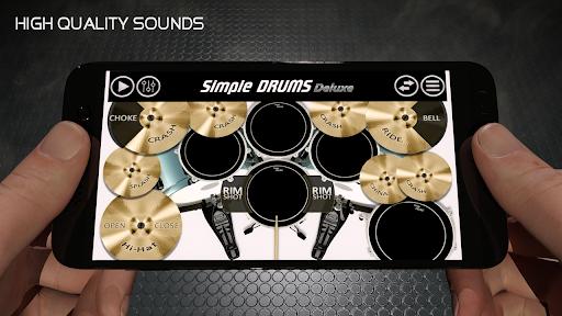 Simple Drums Deluxe - The Drum Simulator  Screenshots 5