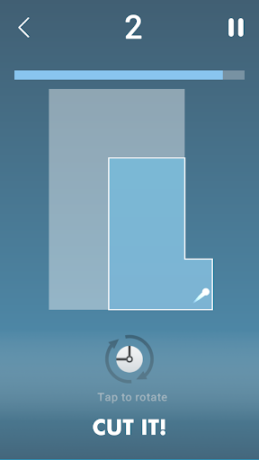 Split Area - Scale, Cut territory screenshots 2