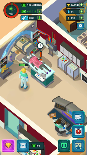 Zombie Hospital Tycoon: Idle Management Game 0.40 screenshots 21