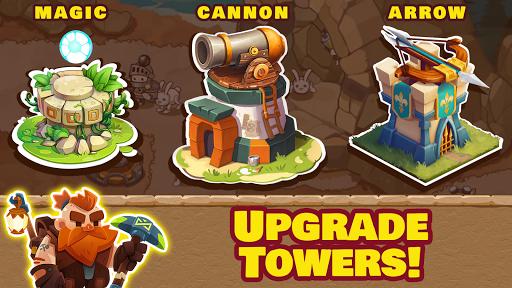 Tower Defense Kingdom: Advance Realm android2mod screenshots 1