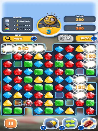 Jewelry King : ZOMBIE DUMB 1.2.3 screenshots 4