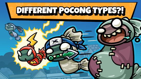 Image For Jumping Zombie: Pocong Buster King   PoBK Versi 1.6.3.0 7