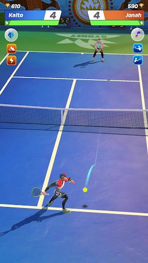 Tennis Clash: 1v1 Free Online Sports Game 2.11.1 screenshots 1