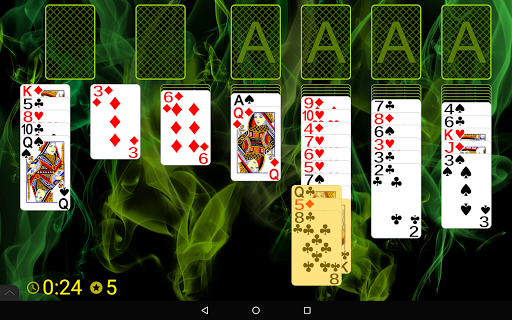 Russian Cell Solitaire screenshots 9