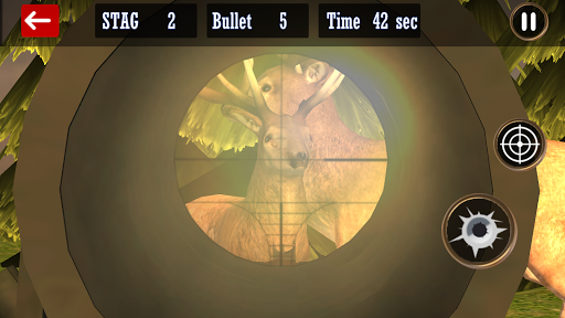 Deer Hunting - Expert Shooting 3D 1.2.0 screenshots 2