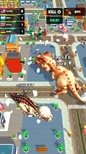 Rampage : Giant Monsters MOD APK 0.1.13 (Free Purchase) 3