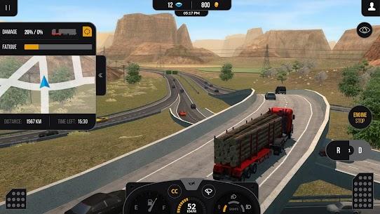 Truck Simulator PRO 2 APK ** Son Sürüm Güncel 2021** 2