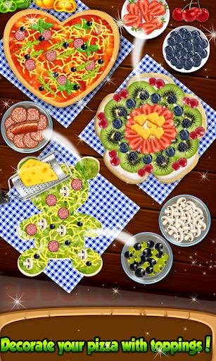 Pizza Chef - jeu mignon de pizzaiolo APK MOD – Pièces de Monnaie Illimitées (Astuce) screenshots hack proof 1