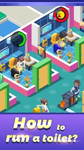 Idle Toilet Tycoon Mod Apk (Unlimited Crystals/Unlocked) 2