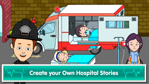 My Tizi Town Hospital - Doctor Games for Kids 🏥 screenshots 1