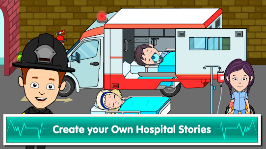 My Tizi Town Hospital – Doctor Games for Kids 🏥 1