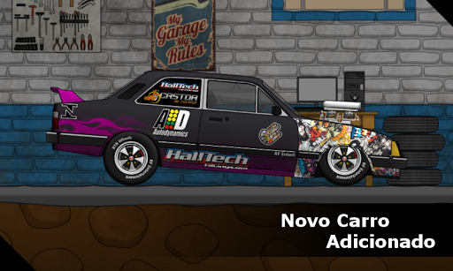 Brasil Tuned Cars Drag Race  Screenshots 3
