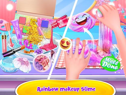 Bubble Balloon Makeup Slime  - Slime Simulator  screenshots 7