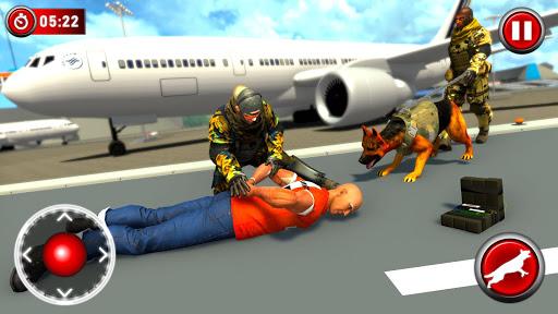 US Army Spy Dog Training Simulator Games  screenshots 4