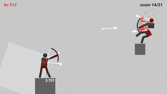 Stickman Bow Masters:The epic archery archers game 2 Mod APK (Unlock All) 2