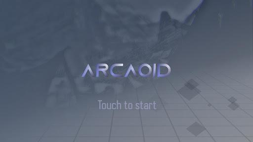 Arcaoid  screenshots 1
