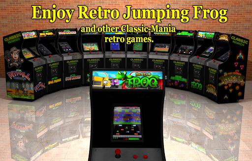 Retro Jumping Frog 1.47 screenshots 20