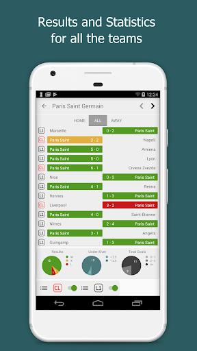 Bet Data - VIP Betting Tips, Stats, Live Scores 4.1.1 Screenshots 4