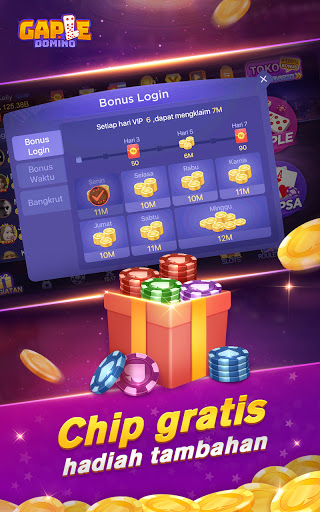 Gaple-Domino Poker QiuQiu Capsa Ceme Slot Online  screenshots 4