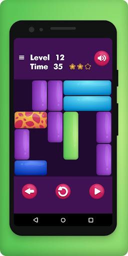 Traffic Jam - Unblock Jam Sliding Block Puzzle 1.2 screenshots 1