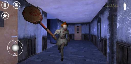 Crazy Clown - Horror Nightmare Escape screenshots 2