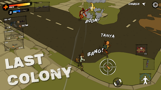 Last Colony Mod Apk 1.0.1 8
