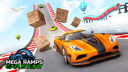 Mega Ramps - Car Stunts screenshots 1