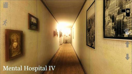 Mental Hospital IV - 3D Creepy & Scary Horror Game  screenshots 4